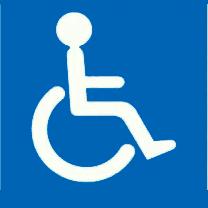 Le restaurant est accessible aux personnes en situation de handicap