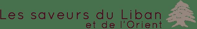 logo les saveurs du Liban et de l'Orient